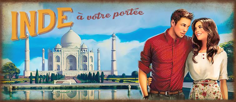 voyages à Inde