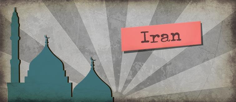voyages à Iran