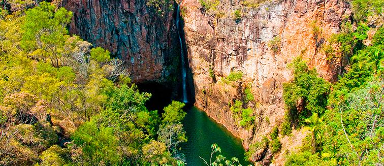 Darwin et parc national de Kakadu