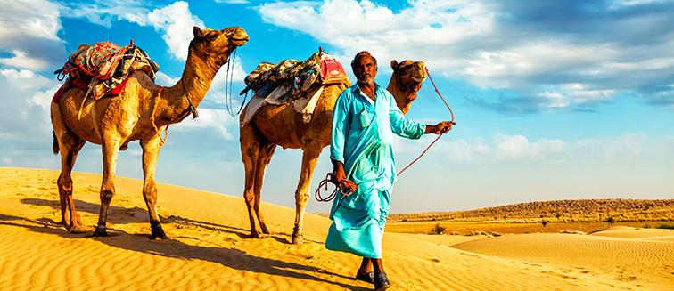 Désert du Rajasthan