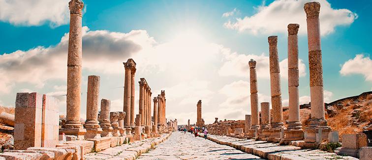 Jerash ou Gérasa