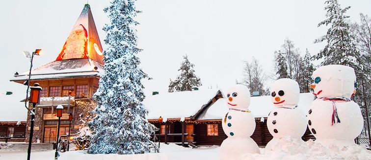 Laponie - Rovaniemi