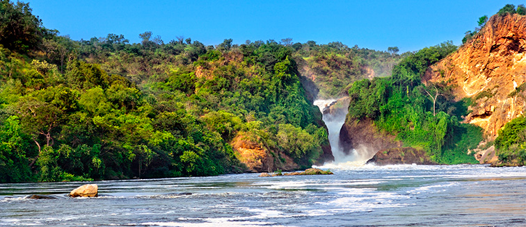 Parc National Murchison Falls