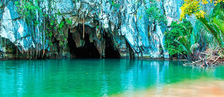 Parc national de la rivière souterraine