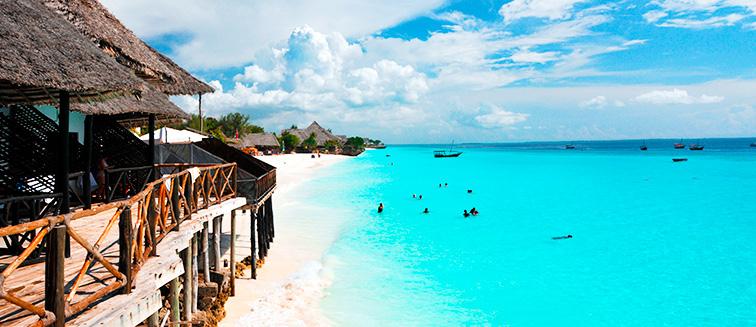 plages de Zanzibar